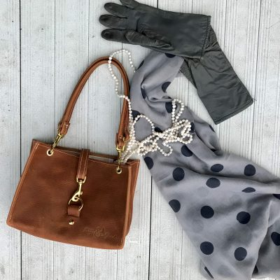 Top Handle Purse